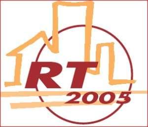 Logo de la reglementation thermique (RT 2005) - Crédits : DR.