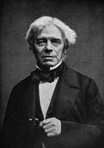 Michael Faraday (Newington, 22 septembre 1791 - Hampton Court, 25 août 1867), physicien et chimiste britannique, connu pour ses travaux fondamentaux dans le domaine de l'électromagnétisme et l'électrochimie. L'effet Faraday provient de son nom. © DP