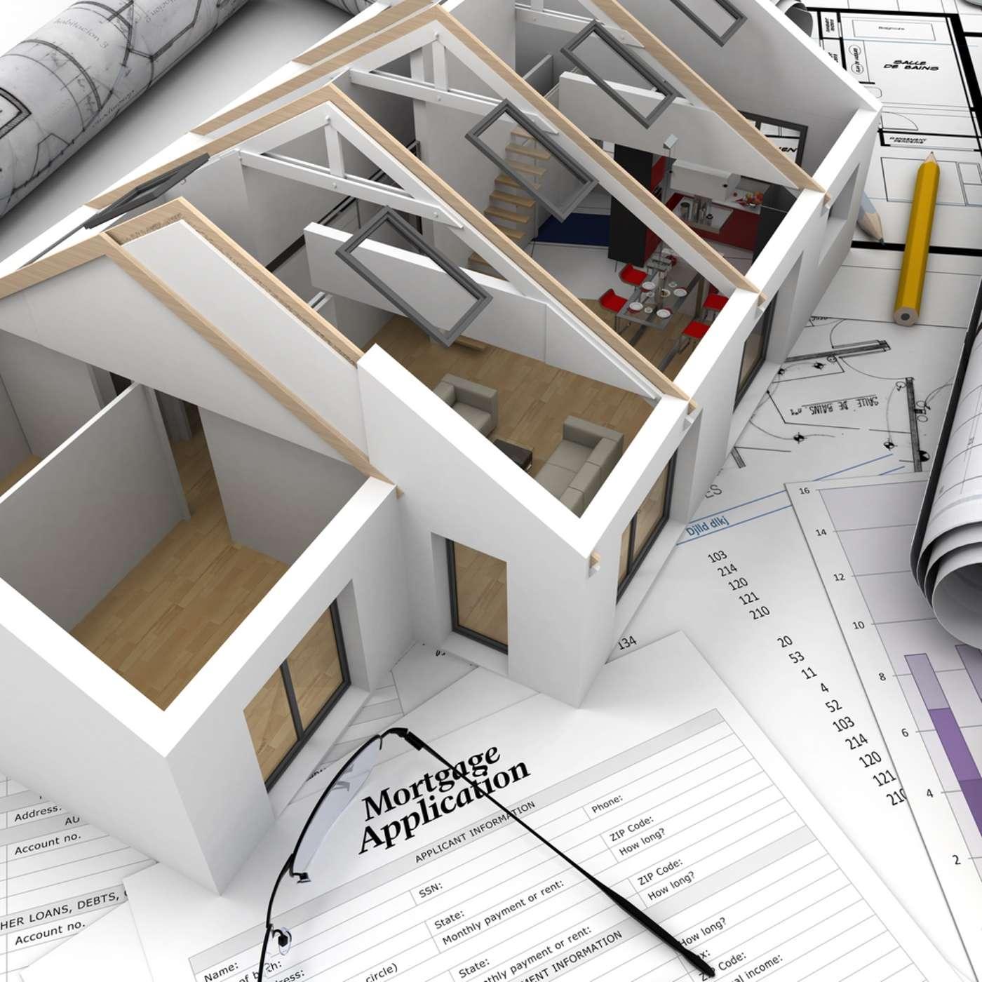 Pour l'heure, les dimensions de la maison sont contraintes par la nécessité de pouvoir la transporter par semi-remorque mais à l'avenir, tout est possible ! © Franck Boston, shutterstock.com