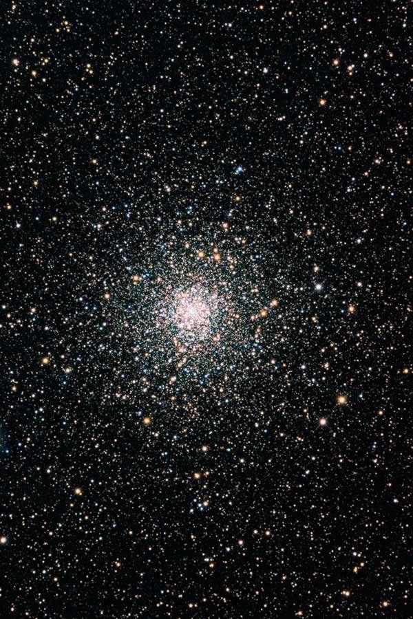 L'amas globulaire NGC 6397. Crédit : D. Verschatse (Antilhue Observatory, Chile)