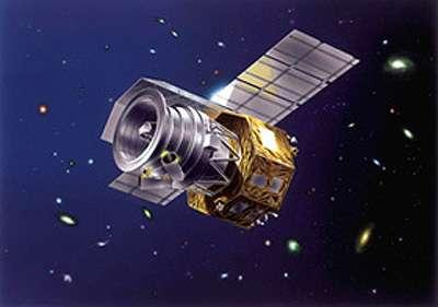 ASTRO-F, satellite d'astronomie dans l'infrarouge lancé par le Japon