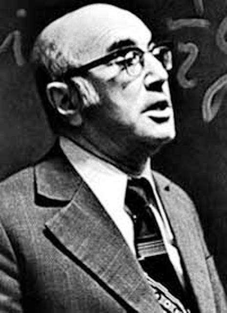 Le grand théoricien russe Yakov Zel'dovich a prédit en 1967 l'existence des minitrous noirs. © Boris Luk'yanchuk