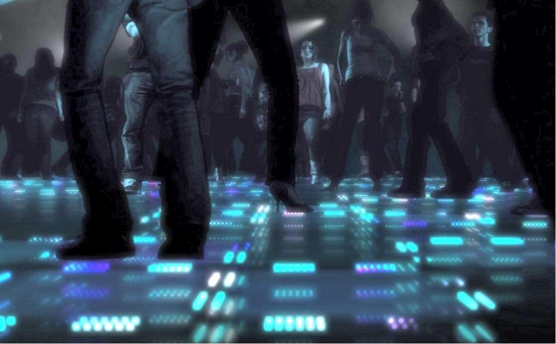 Peaufiner ses pas de danse pour séduire les femmes ? © SDC