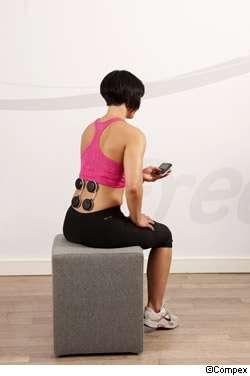 L'électrostimulation musculaire n'est pas une technique miracle mais permet de renforcer certains muscles. © Compex