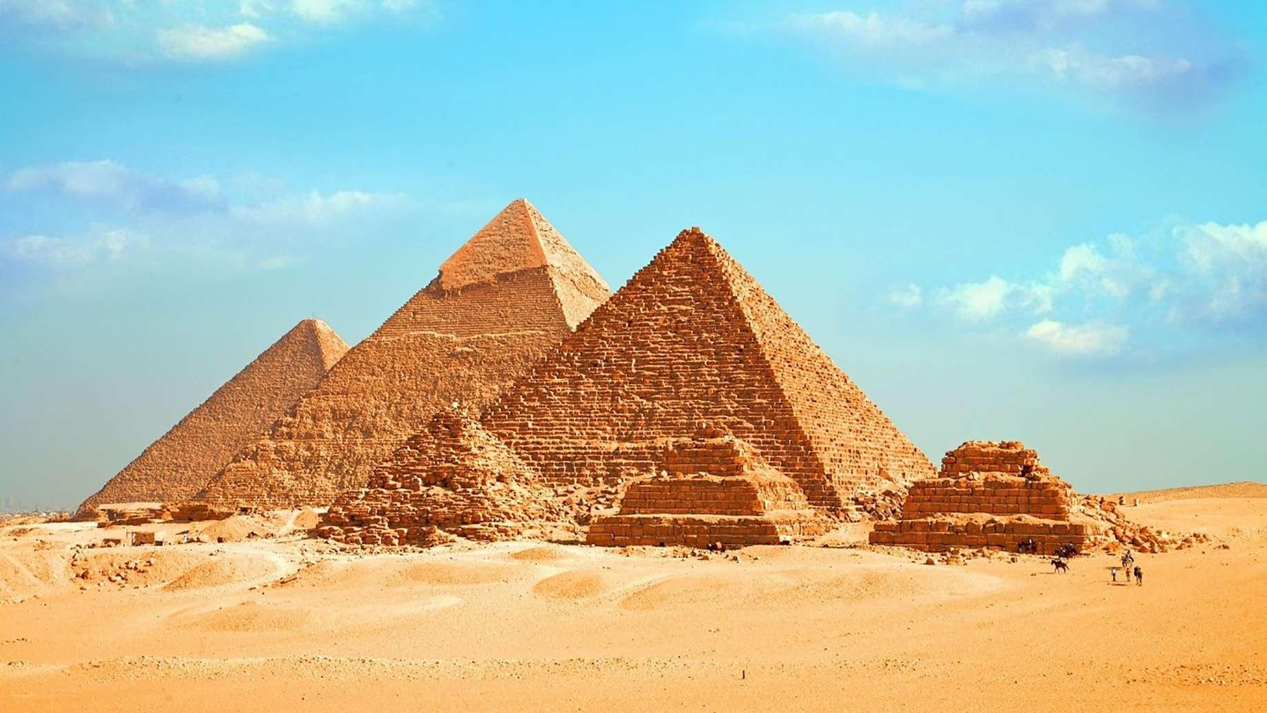 Un sarcophage égyptien vieux de 2.500 ans a été ouvert en direct à la TV ce dimanche 7 avril 2019 dans le cadre d'une émission de Discovery Channel. La momie d'un grand prêtre du dieu Thot s'y trouvait. © Ahmed, Fotolia