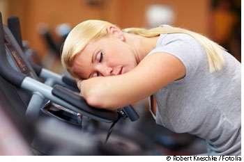 Le sport permet de trouver facilement le sommeil, à condition de suivre certaines recommandations. © Robert Kneschke, Fotolia