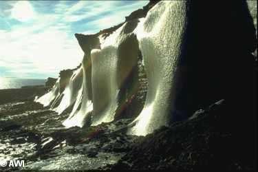 En trente ans, le permafrost (sol gelé en permanence) a perdu 80 000 km²