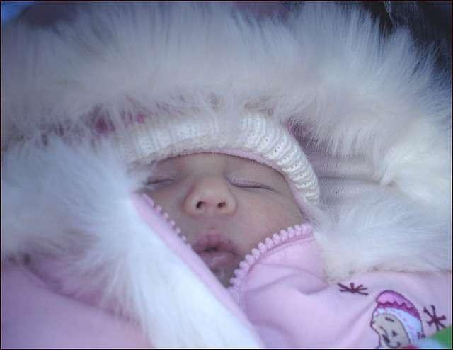Les bébés ne naissent plus majoritairement au printemps. Les vêtements doivent donc également s'adapter... © Etolane, Flickr, CC by-nc-nd 2.0