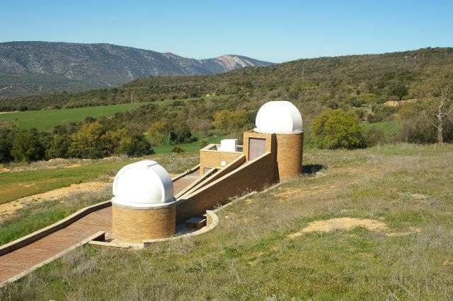 L'observatoire de Montsec, en Catalogne, sera le siège de la nouvelle agence spatiale. © Parc Astronòmic Montsec