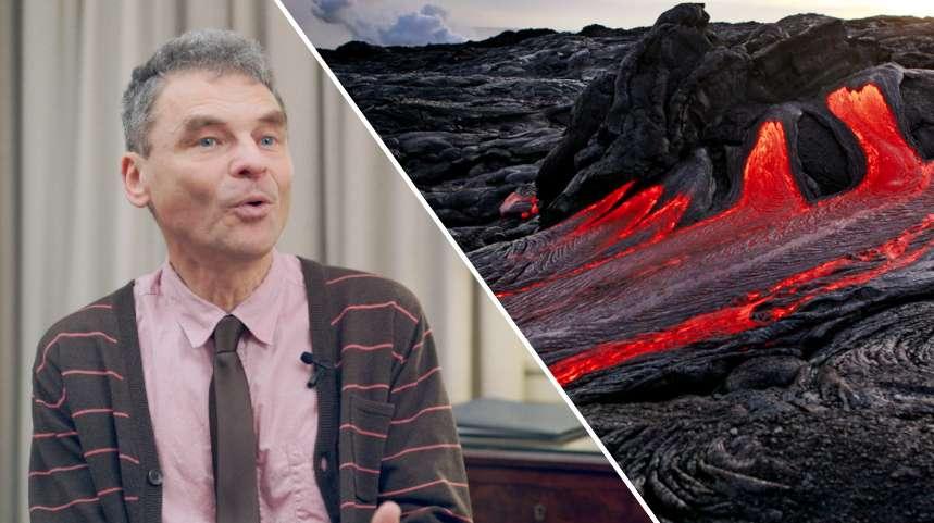 Comment se forme le magma avant une éruption volcanique ?