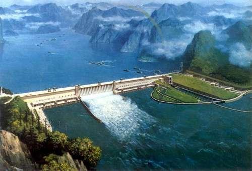 Le barrage des Trois-Gorges est lourd de conséquences pour les populations et l'écosystème chinois. © light_blue_calf, Flickr, DR