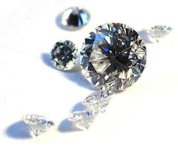 Les diamants nous donneront-ils des clés pour la nanomédecine ? © Mario Sarto, Wikipédia