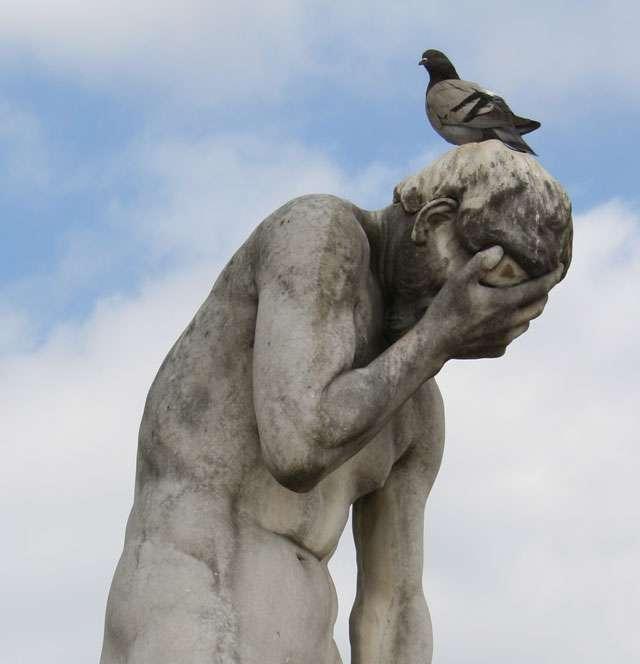 La dépression est une maladie qui se caractérise par un profond désarroi et un manque de goût à la vie. Cependant les symptômes ne sont pas seulement psychologiques puisqu'une personne dépressive aurait plus de chance de développer un cancer ou un problème cardiaque. © Toni Birrer, Flickr, cc by sa 2.0