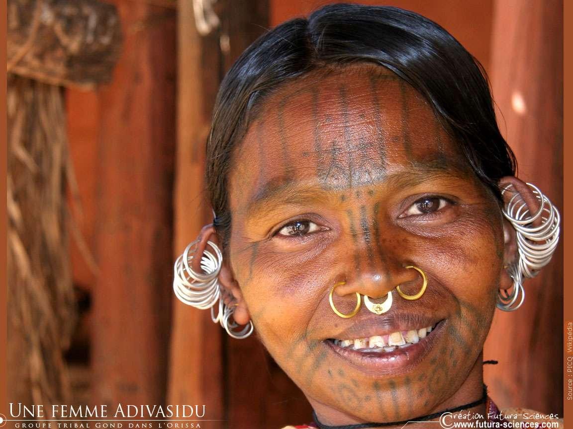 La nouvelle galerie de fonds d'écran sur le thème des ethnies, pour garder un œil ouvert sur le monde. © Futura-Sciences