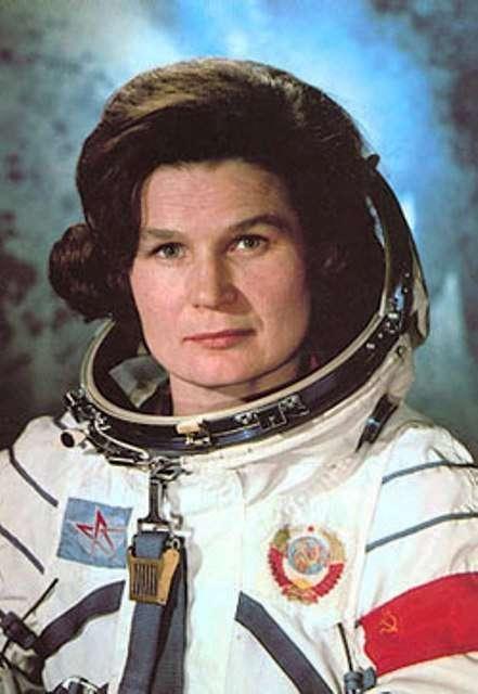 Valentina Vladimirovna Tereshkova vers la fin des années 1960. © Domaine public/Conservapedia