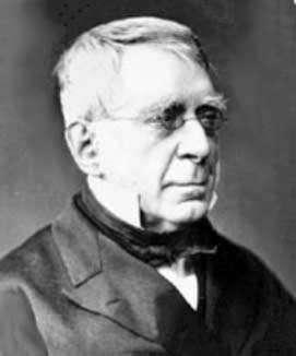 George Biddell Airy, le créateur de la théorie de l'isostasie (Crédit : 2007 Soylent Communications).