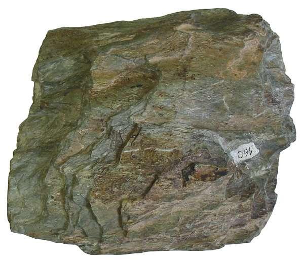 Le schiste fait partie des roches métamorphiques. © Siim Sepp, Wikipédia cc by sa 3.0