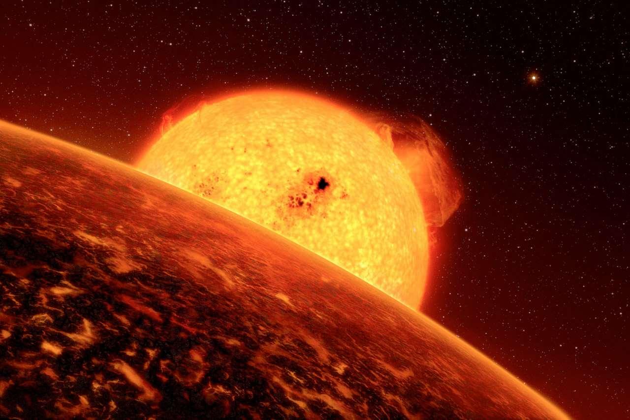 Si nous devions déterminer si la vie extraterrestre existe à partir des seules 500 exoplanètes découvertes à ce jour, nous ne serions guère optimiste. En effet, aucune de ces planètes ressemblent à la Terre et les conditions qui y règnent les rendent inhabitables. « Si tant est que la vie ait pu s'imposer, il serait impossible d'établir le moindre contact », explique Howard Smith. © ESO/L. Calcada