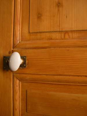 Bouton de porte. © Beatrice Preve