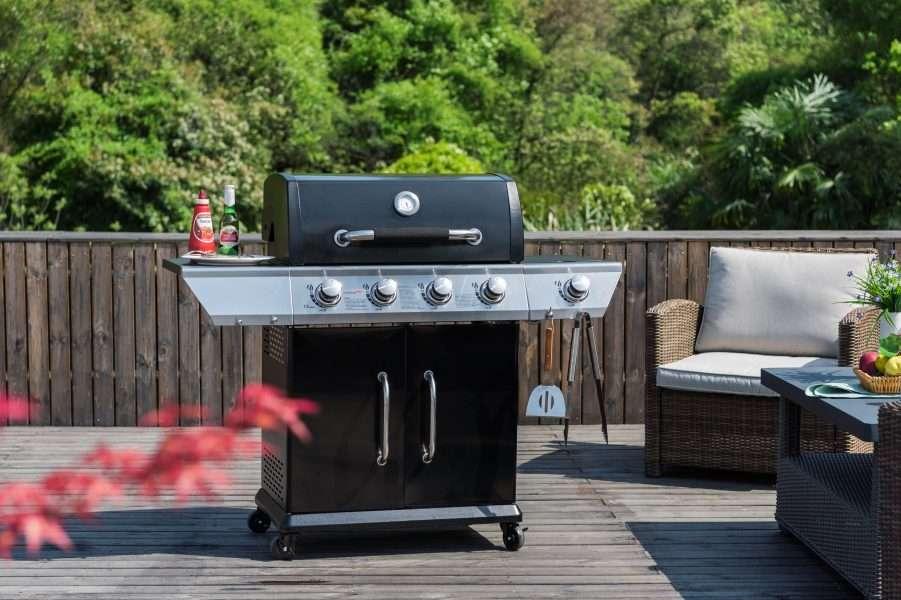 Bon plan : le barbecue à gaz DUKE © Cdiscount