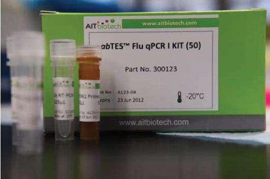 Le kit de détection des souches virales de la grippe H5N1 pourrait également repérer les nouvelles mutations et donner les clés aux chercheurs du monde entier pour mieux saisir les dangers que ce variant représente. © AITBiotech
