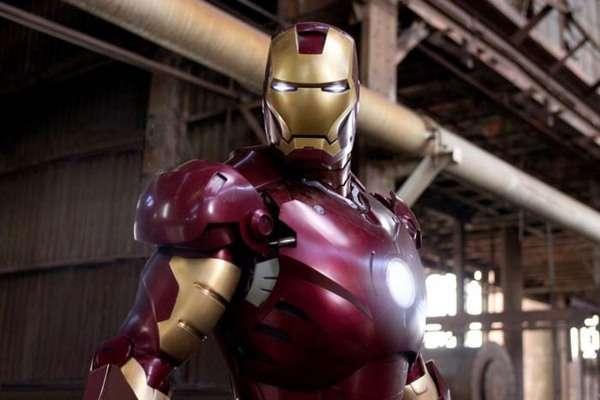 L'armure d'Iron Man, bientôt ? Crédit : Paramount Pictures/Marvel