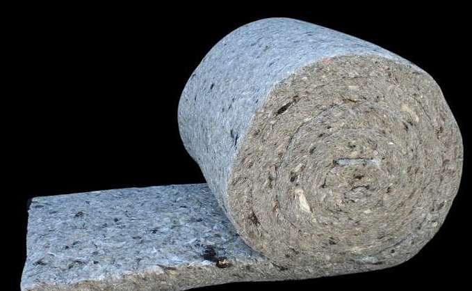 La laine de mouton est un excellent isolant naturel. Crédits DR.