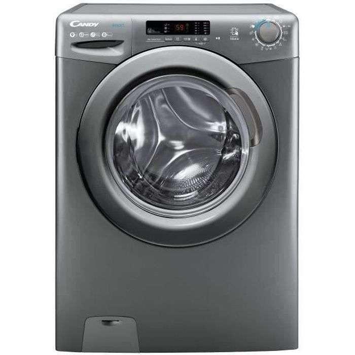 Bon plan : le lave-linge hublot CANDY CS1292DRRE © Cdiscount