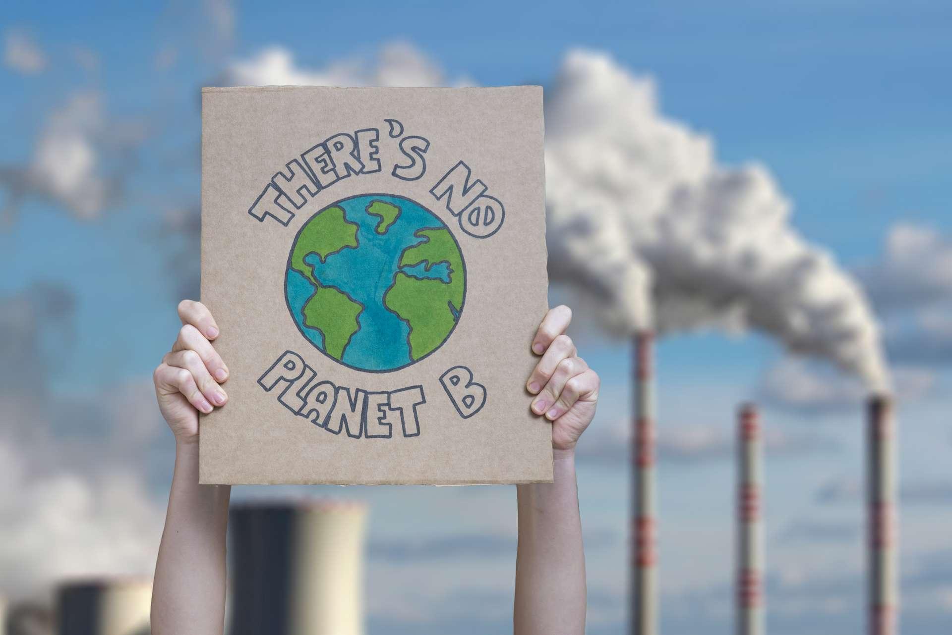 La nécessité d'agir contre le réchauffement climatique se fait urgente. © Nicola, Adobe Stock