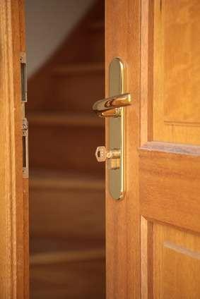 Ne laissez pas grincer une porte ! © iMAGINE
