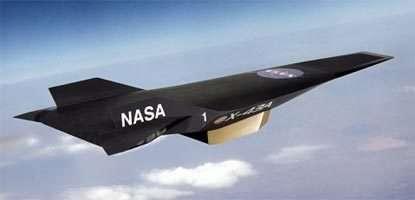 Le projet X-43