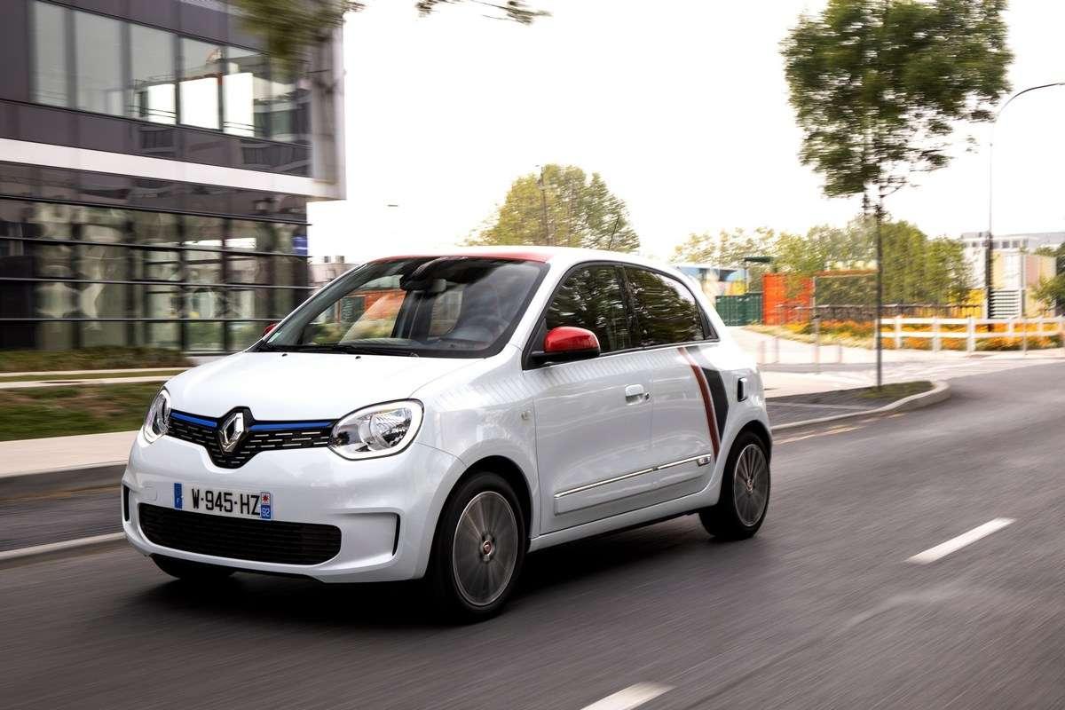 La Renault Twingo Z.E. électrique sortira en 2020