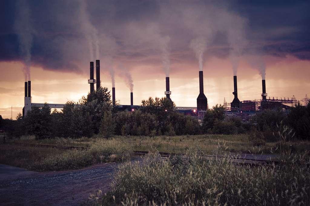 De 2000 à 2010, le CO2, un gaz à effet de serre, aurait été responsable à 85 % du forçage radiatif subi par notre planète. © poilaumenton, Flickr, cc by nc 2.0