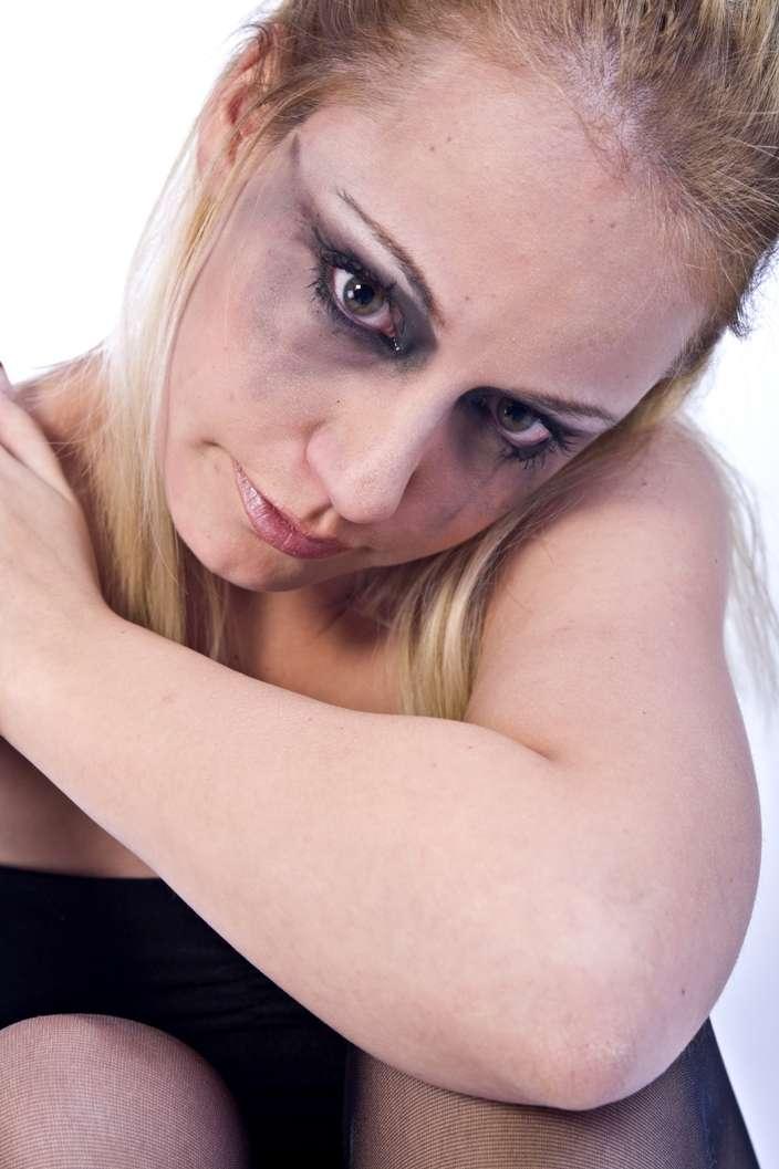 Les femmes sont plus sensibles à la dépression que les hommes. Cette maladie n'a rien de rare, puisqu'elle concernerait 350 millions de personnes par an, soit plus que la population des États-Unis. © Dnf-style, StockFreeImages.com