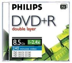 DVD+R vierges : Philips fronce les sourcils