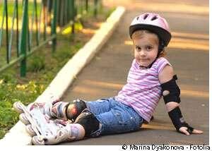 Les accidents du sport peuvent être évités en prenant des précautions. © Marina Dyakonova, Fotolia