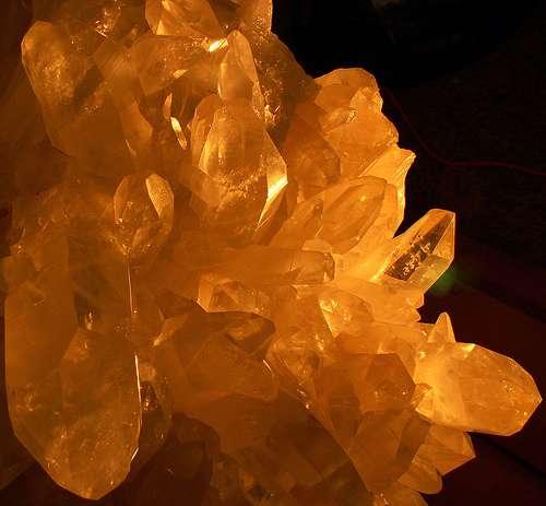 Le quartz est un silicate. © Cobalt123, Flickr nc-sa 2.0