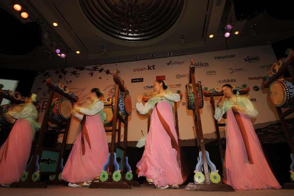 Une 36ème édition du congrès Icann placée sous le signe de la pluralité culturelle. © Icann