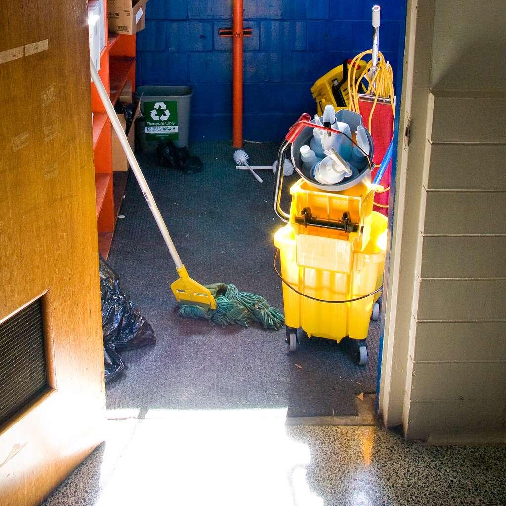 L'efficacité du produit de nettoyage écologique se révèle dans certains cas largement supérieure à celle du produit de nettoyage classique. © Robert S. Donovan, Flickr, cc by 2.0