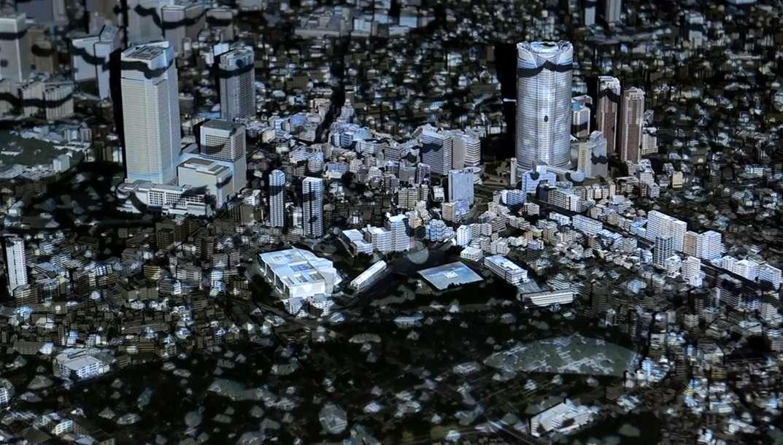 Le mapping : un art lumineux à l'échelle d'une ville entière