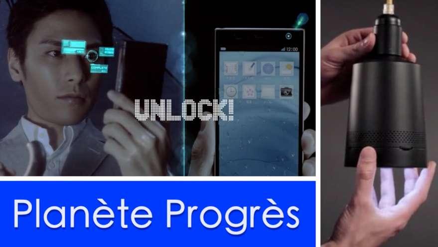 Planète Progrès : smartphone solaire, antalgique électronique et skateboard connecté