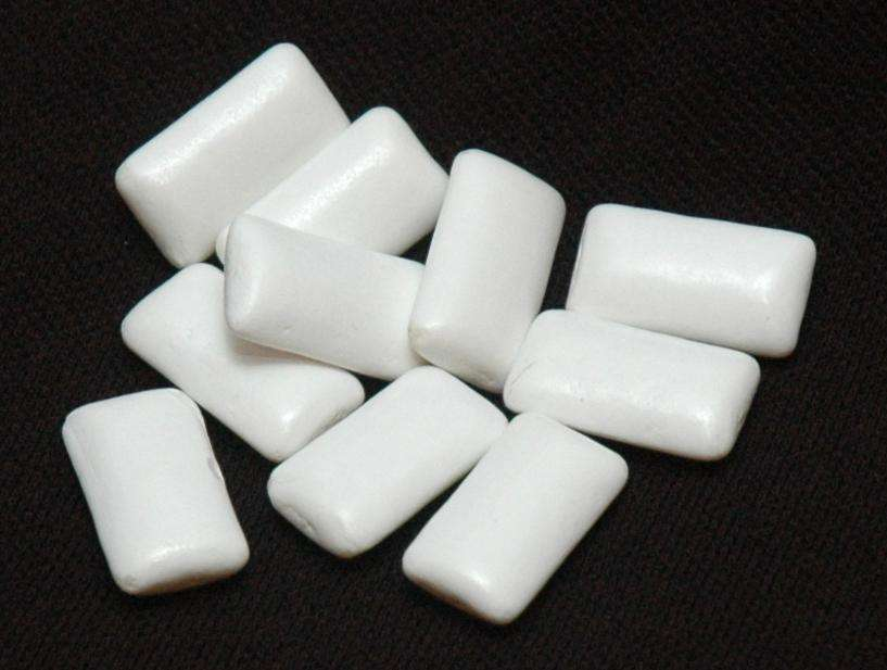 Inventé en 1872, le chewing-gum ne révèle qu'aujourd'hui son effet sur l'intelligence. © Pascua Theus, Wikipédia, cc by sa 2.5