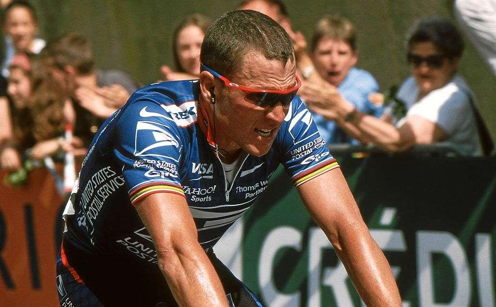 Lance Armstrong est l'un des symboles du dopage sur le Tour de France. Le Texan a récemment été destitué de ses sept titres... © Benutzer:Hase, Wikimedia Commons, cc by sa 3.0