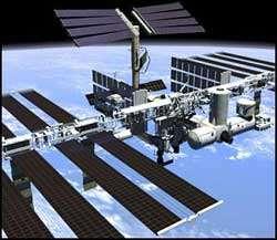 Premières cellules en 3D cultivées dans l'ISS