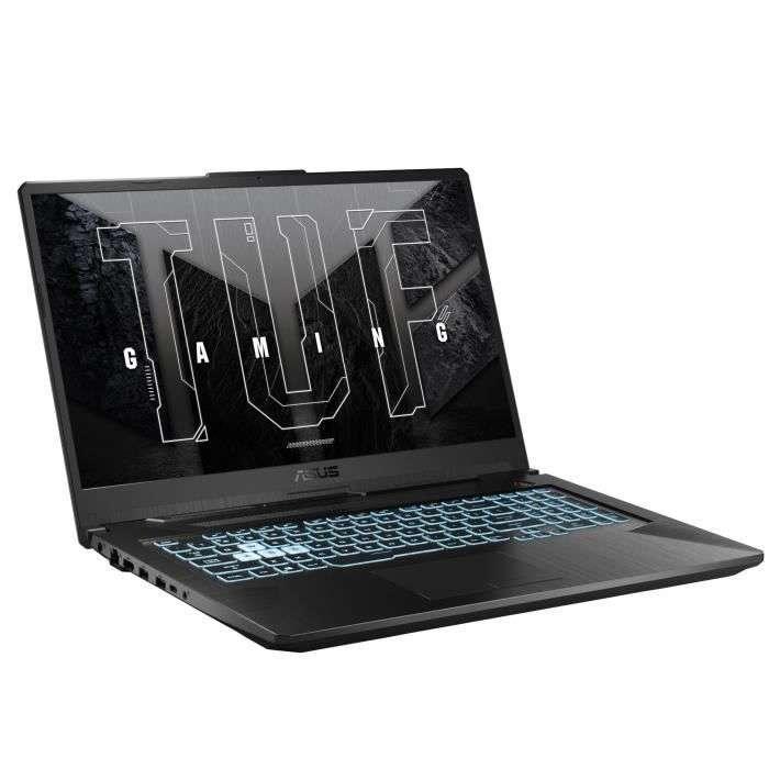 Bon plan : le PC portable gamer ASUS TUF706HM-HX105 © Cdiscount