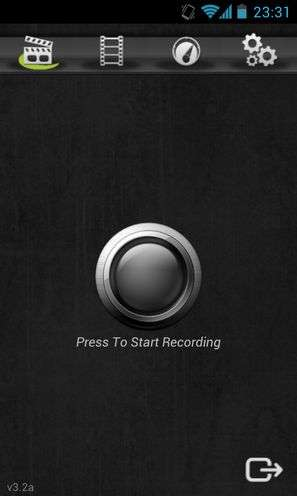 L'enregistrement de la vidéo peut durer autant de temps que souhaité. Veillez à disposer d'au moins 500 Mo libres sur le stockage de votre smartphone Android pour enregistrer facilement plusieurs vidéos. © Guénaël Pépin