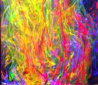 Un dossier plein d'éclat, pour tout savoir sur la couleur. © B. Valeur