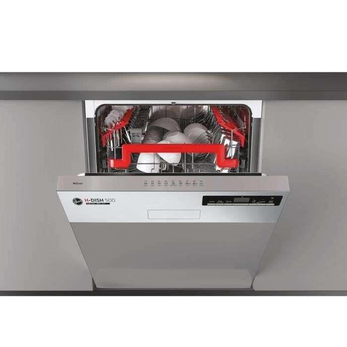 Bénéficiez de 220 € d'économie sur le lave-vaisselle encastrable connecté HOOVER © Cdiscount