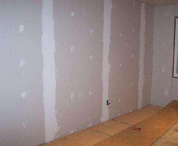Construire une cloison en carreaux de plâtre est la façon la plus simple de séparer une pièce. © Amaxson, Wikipedia, Domaine public