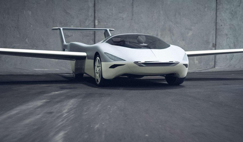 L'AirCar est en développement depuis 2018. © Klein Vision